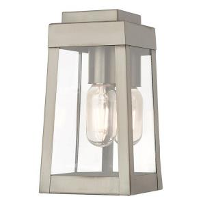 Oslo - 9.5 Inch One Light Outdoor Wall Lantern