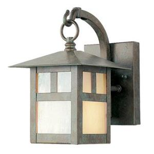 Montclair Mission - One Light Outdoor Wall Sconce