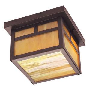 Montclair Mission - Two Light Outdoor Ceiling Mount