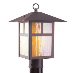 Montclair Mission - One Light Outdoor Post Lantern