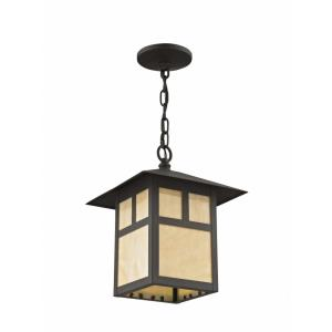 Montclair Mission - One Light Outdoor Hanging Lantern