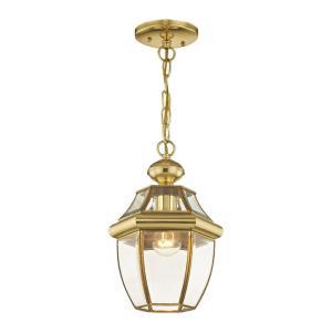 Monterey - One Light Outdoor Chain Hanging Lantern