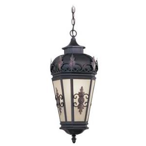 Berkshire - One Light Outdoor Hanging