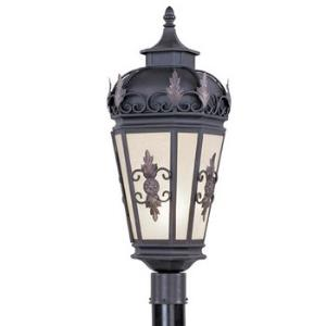 Berkshire - One Light Outdoor Post Light
