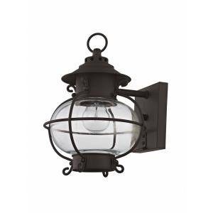 Harbor - One Light Outdoor Wall Sconce