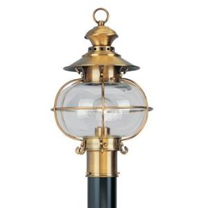 Harbor - One Light Outdoor Post Light