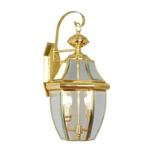 Monterey - Two Light Outdoor Wall Sconce