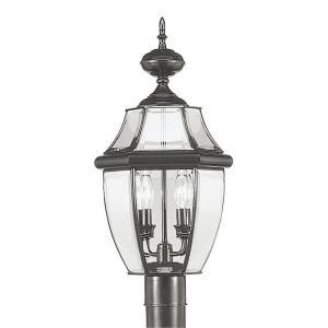 Monterey - 2 Light Outdoor Post Top Lantern