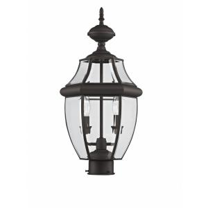Monterey - 2 Light Outdoor Post Top Lantern