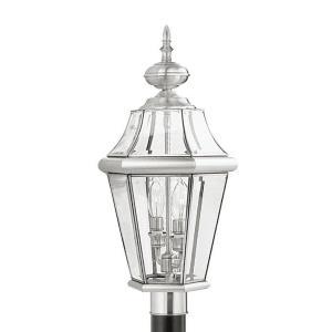 Georgetown - 2 Light Outdoor Post Top Lantern