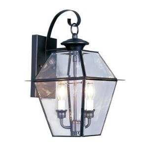 Westover - Two Light Outdoor Wall Sconce
