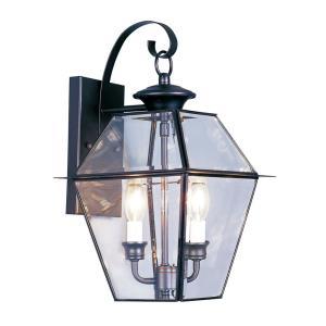 Westover - 2 Light Outdoor Wall Lantern