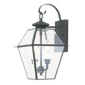 Westover - Two Light Outdoor Wall Lantern
