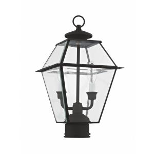 Westover - Two Light Outdoor Post Light
