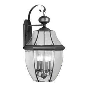 Monterey - Four Light Outdoor Wall Sconce