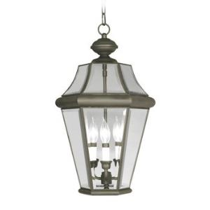Georgetown - Three Light Outdoor Hanging