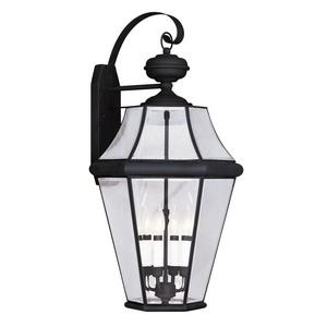 Georgetown - Four Light Outdoor Wall Lantern