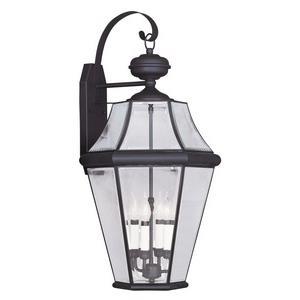 Georgetown - Four Light Outdoor Wall Lantern
