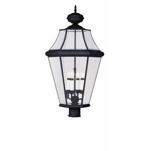 Georgetown - Four Light Outdoor Post Head
