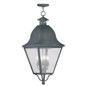 Amwell - Four Light Outdoor Hanging Lantern