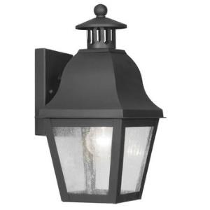 Amwell - One Light Outdoor Wall Sconce