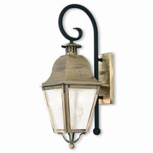 Amwell - Two Light Outdoor Wall Lantern