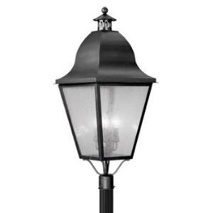 Amwell - Four Light Outdoor Post Light