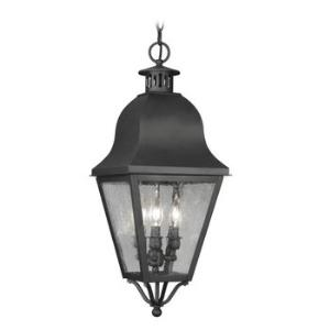 Amwell - Three Light Outdoor Hanging