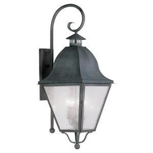 Amwell - Four Light Outdoor Wall Lantern