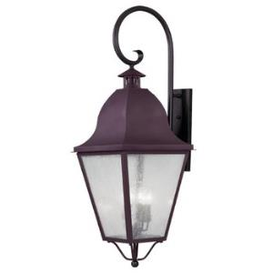 Amwell - Four Light Outdoor Wall Sconce