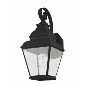 Exeter - One Light Outdoor Wall Lantern