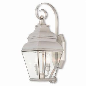 Exeter - Two Light Outdoor Wall Lantern