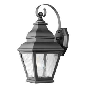 Exeter - One Light Outdoor Wall Sconce