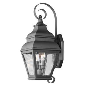 Exeter - Two Light Outdoor Wall Sconce