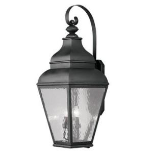 Exeter - Four Light Outdoor Wall Sconce