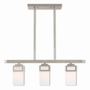 Harding - Three Light Linear Chandelier
