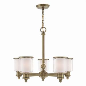 Middlebush - Five Light Chandelier