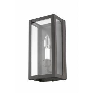 Milford - 1 Light Wall Sconce in Milford Style - 5.5 Inches wide by 11 Inches high