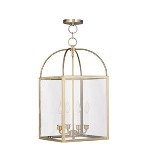 Milford - Four Light Chain Hanging Lantern