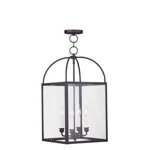 Milford - Four Light Chain Hanging Lantern