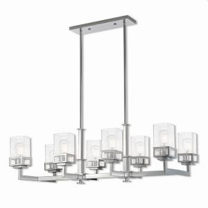 Harding - Eight Light Linear Chandelier
