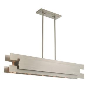 Varick - Five Light Linear Chandelier