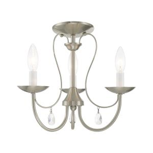 Mirabella - Three Light Chandelier
