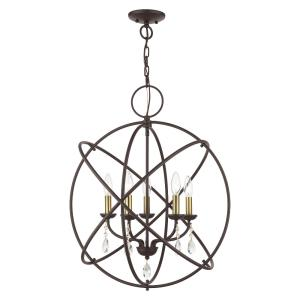 Aria - 5 Light Chandelier