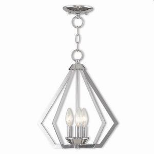 Prism - Three Light Convertible Pendant