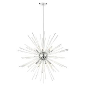 Utopia - 16 Light Foyer in Utopia Style - 50 Inches wide by 56.63 Inches high
