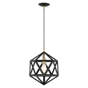 Geometric - 21 Inch 1 Light Pendant