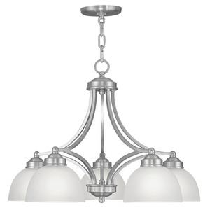 Somerset - Five Light Chandelier