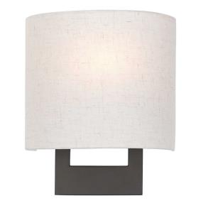 "Hayworth - 9.5"" One Light ADA Wall Sconce"