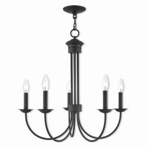Estate - Five Light Chandelier
